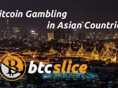 Casino Gambling with Bitcoin in Asia