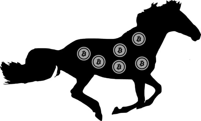 Horse Racing Betting online with Bitcoin